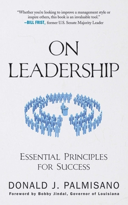On Leadership: Essential Principles for Success - Palmisano, Donald J