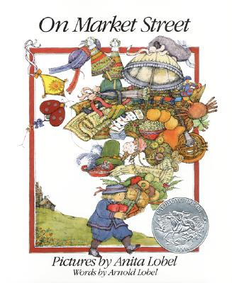On Market Street - Lobel, Arnold
