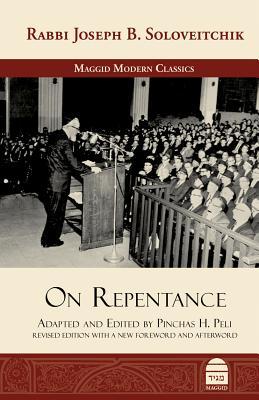 On Repentance - Soloveitchik, Joseph B, Rabbi