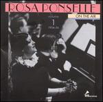On the Air, Vol. 1: 1934-36 - Rosa Ponselle (soprano); Andr� Kostelanetz (conductor)