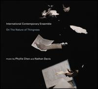 On the Nature of Thingness: Music by Phyllis Chen and Nathan Davis - Adrian Morejan (jaw harp); Adrian Morejan (bassoon); Alice Teyssier (jaw harp); Alice Teyssier (flute);...