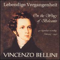 On the Wings of Belcanto: 40 Legendary Recordings, 1905-49 - Alessandro Bonci (vocals); Amelita Galli-Curci (vocals); Andres Perello de Segurola (vocals); Antonina Nezhdanova (vocals);...