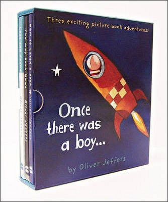 Once there was a boy...: Boxed Set - Jeffers, Oliver