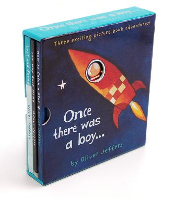 Once There Was a Boy... - Jeffers, Oliver