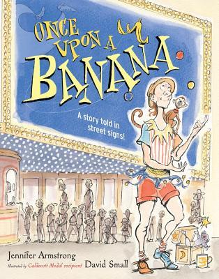 Once Upon a Banana - Armstrong, Jennifer