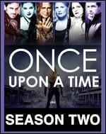 Once Upon a Time: The Complete Second Season [5 Discs] [Blu-ray]