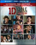 One Direction: This Is Us [2 Discs] [Includes Digital Copy] [Blu-ray/DVD]