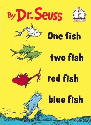 One Fish Two Fish Red Fish Blue Fish - Dr Seuss