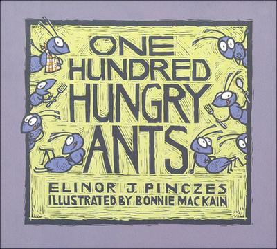 One Hundred Hungry Ants - Pinczes, Elinor