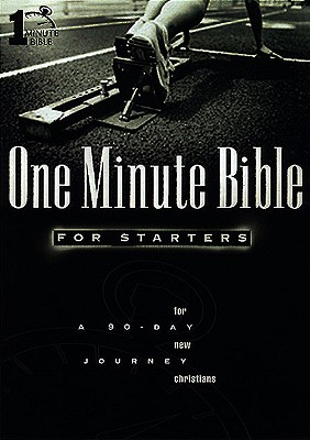 One Minute Bible for Starters - Kimbrough, Lawrence