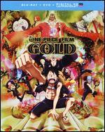 One Piece Film: Gold - The Movie [Blu-ray/DVD] [2 Discs]