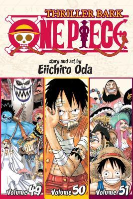 One Piece (Omnibus Edition), Vol. 17 - Oda, Eiichiro
