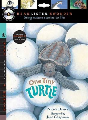 One Tiny Turtle with Audio, Peggable: Read, Listen & Wonder - Davies, Nicola