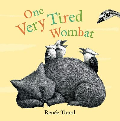 One Very Tired Wombat - Treml, Renee