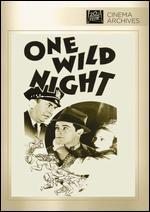 One Wild Night - Eugene J. Forde