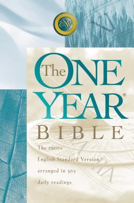 One Year Bible-Esv - Crossway Bibles (Creator)