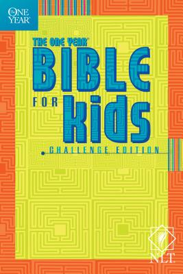 One Year Bible for Kids-Nlt - Tyndale (Producer)