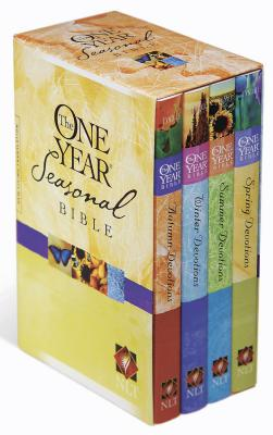 One Year Bible-NLT-Seasonal Gift Set - Tyndale (Translated by)