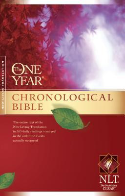 One Year Chronological Bible-NLT - Tyndale (Producer)