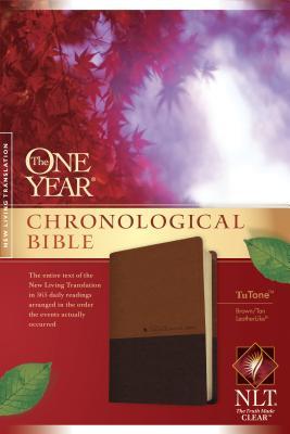 One Year Chronological Bible-NLT - Tyndale (Creator)