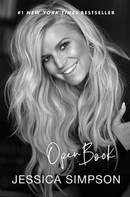 Open Book - Simpson, Jessica