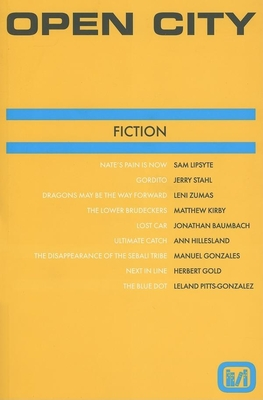 Open City: Fiction/Nonfiction - Open City Magazine