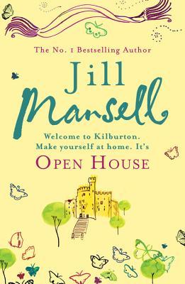 Open House - Mansell, Jill