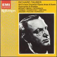 Opera Arias & Duets - Elisabeth Rethberg (vocals); Lotte Lehmann (vocals); Richard Tauber (tenor)