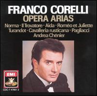 Opera Arias - Adriana Lazzarini (alto); Antonietta Stella (soprano); Franco Corelli (tenor); Giuseppe Modesti (bass);...