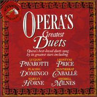 Opera's Greatest Duets - Alan Titus (baritone); Carlo Bergonzi (tenor); Edith Mathis (soprano); Leontyne Price (soprano); Luciano Pavarotti (tenor);...