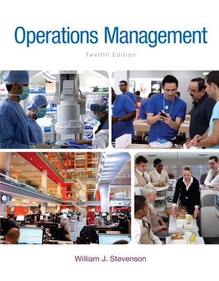 Operations Management - Stevenson, William J.