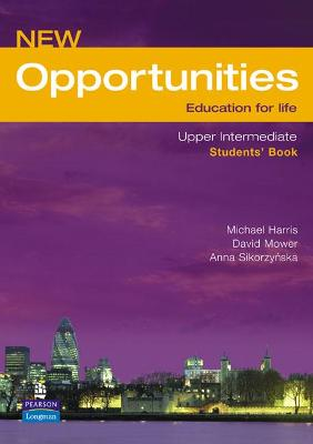 Opportunities Global Upper-Intermediate Students' Book NE - Harris, Michael, and Mower, David, and Sikorzynska, Anna