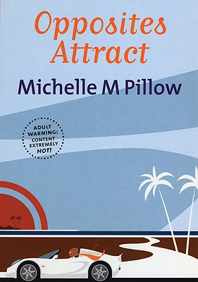 Opposites Attract - Pillow, Michelle M