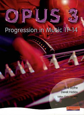 Opus: Student Book 3 - Hobbs, Derek (Editor)