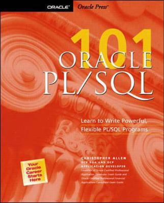 Oracle PL/SQL 101 - Allen, Christopher