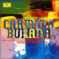 Orff: Carmina Burana - Christiane Oelze (soprano); David Kuebler (tenor); Simon Keenlyside (baritone); Berlin State Opera Chorus (choir, chorus);...