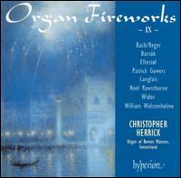Organ Fireworks, Vol. 9 - Christopher Herrick (organ)
