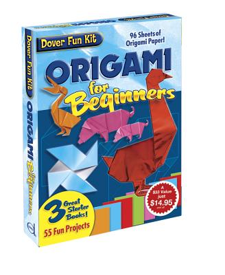 Origami Fun Kit for Beginners - Dover Publications Inc (Creator)