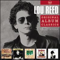 Original Album Classics [#2] - Lou Reed