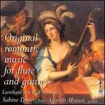 Original Romantic Music for Flute and Guitar