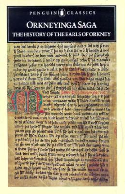 Orkneyinga Saga: The History of the Earls of Orkney - Palsson, Hermann, and Anonymous, and Hermann Palsson