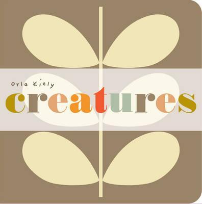 Orla Kiely Creatures - Kiely, Orla