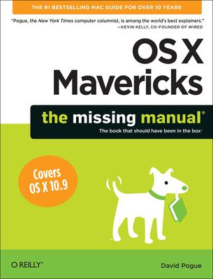 OS X Mavericks - Pogue, David