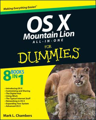 OS X Mountain Lion All-In-One for Dummies - Chambers, Mark L