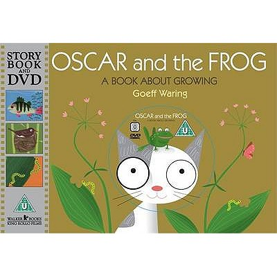 Oscar and the Frog: A Book About Growing -