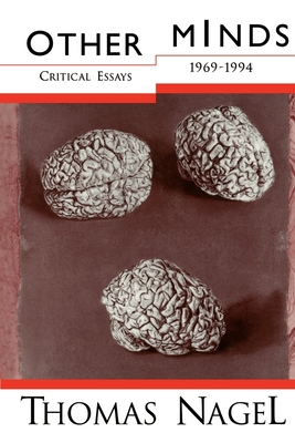 1969 1994 critical essay mind other Click to read more about other minds: critical essays 1969-1994 by thomas nagel librarything is a cataloging and social networking site for booklovers.