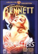 Our Betters - George Cukor