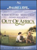 Out of Africa [25th Anniversary] [Blu-ray/DVD] - Sydney Pollack