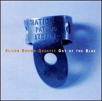 Out of the Blue - Alison Brown