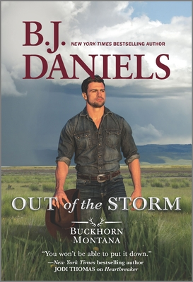 Out of the Storm - Daniels, B J